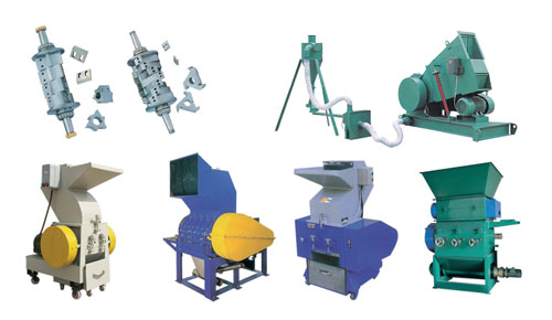SERIES-PLASTIC-CRUSHER
