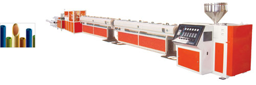 PP-R-HOT& COOL-WATER-PIPE-PRODUCTION-LINE(∮20-∮160mm)