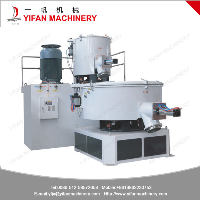 SRL-Z Series Vertical Mixer Unit